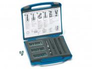 HELICOIL® Plus Kit avec filets rapportés de 3 longueurs par dimension avec filets rapportés de 3 longueurs par dimension