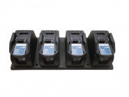 RIVKLE® Chargeur multi 4 positions